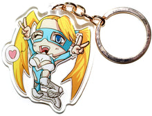 Load image into Gallery viewer, Rainbow Mika KeyCharm