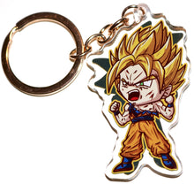 Load image into Gallery viewer, Goku KeyCharm