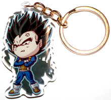 Load image into Gallery viewer, Vegeta KeyCharm