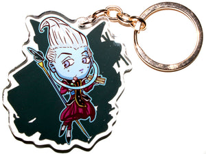 Beerus & Whis KeyCharm