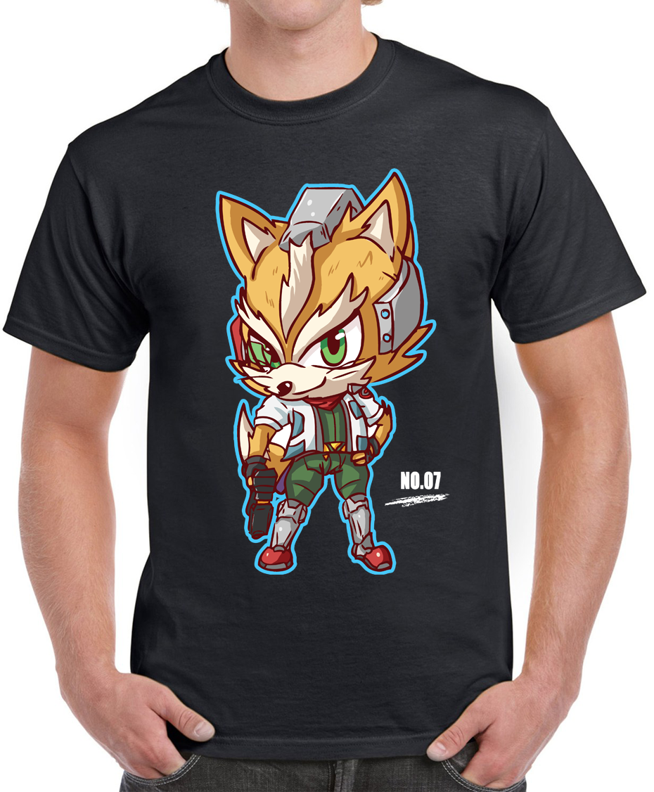 Fox McCloud T-Shirt