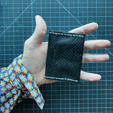 BI SLOT FISH SKIN WALLET