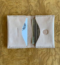 BI SLOT LEATHER WALLET
