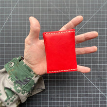 QUAD SLOT LEATHER WALLET