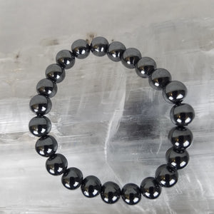 Large Crystal Stretch Bracelet