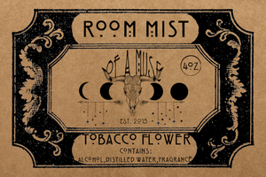 Tobacco Flower Room Mist