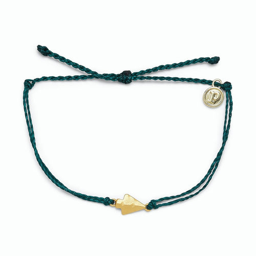 Pura Vida Antique Arrowhead Bracelet