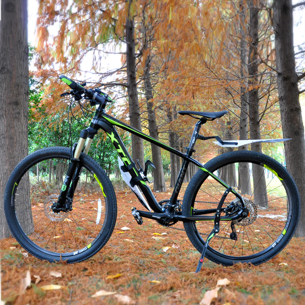 Mountain-Bike-Bicycle-Fender-Mudguard-Adjustable-Front-Rear-Accessories