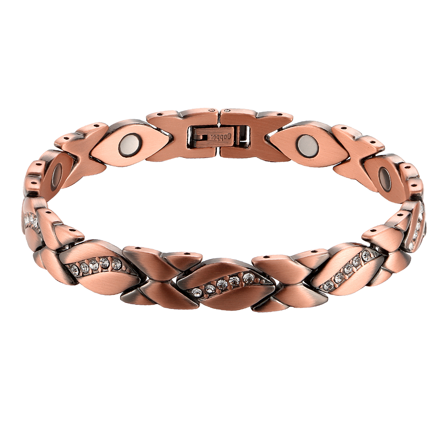 Pure-Copper-Magnetic-Therapy-Bracelet-For-Women