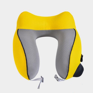 U-Shaped-Automatic-Inflatable-Travel-Neck-Pillow