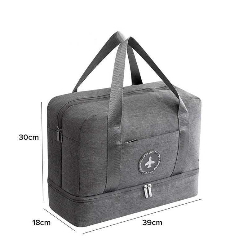 Waterproof-Sports-Gym Fitness-Training-Travel-Duffle-Bag