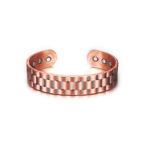 Adjustable-Open-Cuff-Pure-Copper-Magnetic-Bracelet