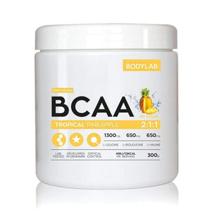 Bodylab Aminoacids Tropical Pineapple Bodylab BCAA Instant 2:1:1 (300 g)