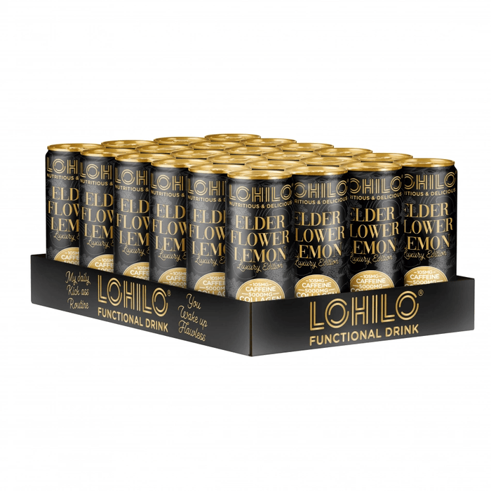 Lohilo Functional Collagen Drink (24 x 330 ml)