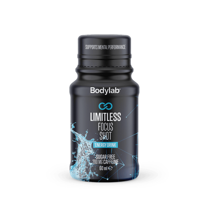 Puls Nutrition Gatavie dzērieni Energy Drink Bodylab Limitless Focus Shot (60 ml)