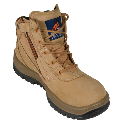 MONGREL ZIP-SIDER BOOT - Claude Cater Mensland Mareeba