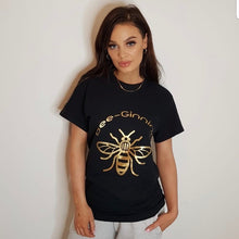 Load image into Gallery viewer, BEE-GINNING LOGO TEE