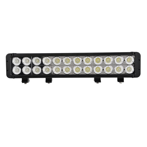20'' 240W Double Row CREE LED Light Bar (Combo beam)