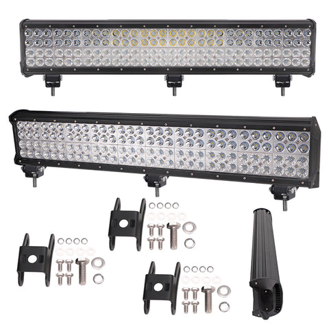 26 inch Led Light Bar | 360W Quad Row CREE LED | Stage 1 Customs