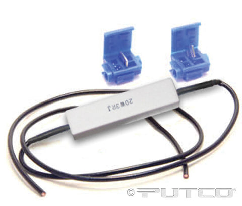 Putco - LED Load Resistor Ceramic