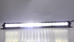 20 inch LED Light Bar | 100W Single Row | Stage 1 Customs