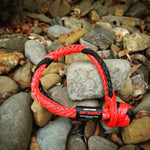Saber Offroad 9,000KG Double Braided Soft Shackle
