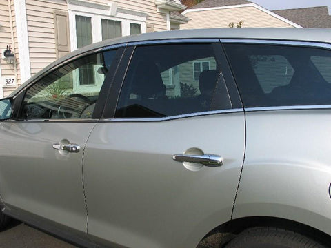 Mazda CX-7 2005-2008 Chrome Door Handle Covers