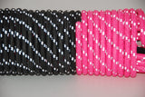 Saber Offroad 8,000KG 10mm SaberPro® Pink Reflective Double Braided Winch Rope 30m – Limited Edition