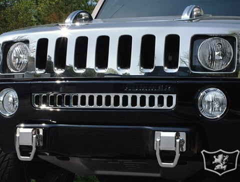 Hummer H2 2003-2010 Lower Light Bezels