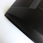 Ford Ranger 2015-2018 Mk2 Bonnet Scoop Matte Black.