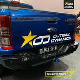 Ford | Ranger Raptor | Rear Bar | Offroad 4x4 | Stage1Customs