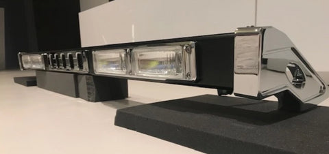 Hummer H2 2003-2010 Light Bar