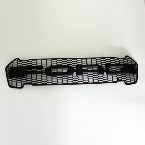 Ford Ranger | Mk2 | Matt Black | Grille Insert | Stage 1 Customs