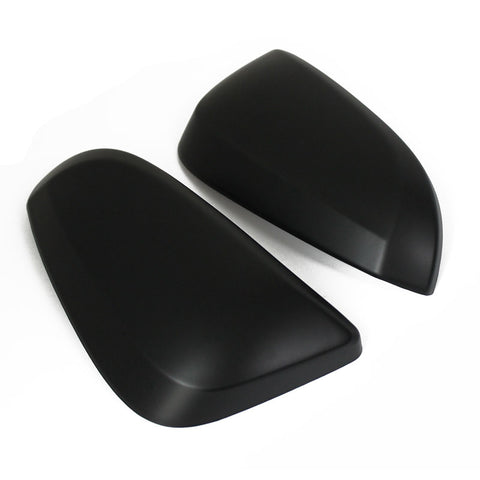 Toyota Hilux 2015-2019 Mirror Cover Matte Black