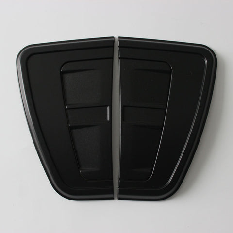 Toyota Hilux 2015-2019 Side Vent Cover Matte Black