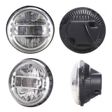 Jeep Wrangler JK 07-18 King Kong 7 LED Projector Headlight