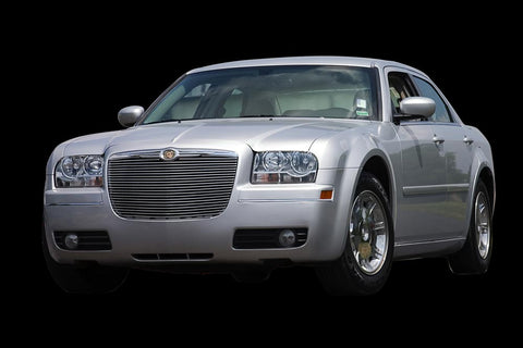 Chrysler 300c | Billet Grille | Stage 1 Customs