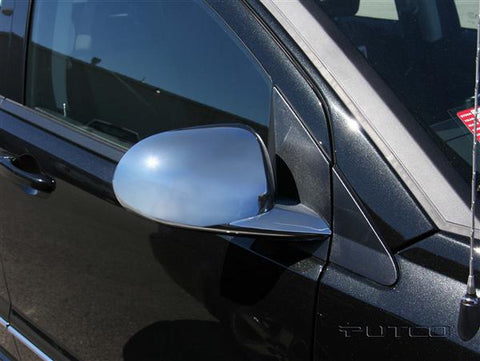 Dodge Caliber 2007 - 2010 Chrome Mirror Covers (Pair)