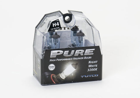 Putco - Pure Halogen Bulbs H4