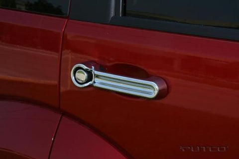 Dodge Nitro 2007 - 2012 Chrome Door Handle Covers (set of 4)