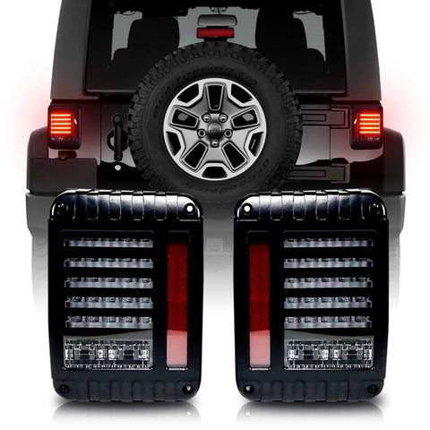 Jeep Wrangler JK 2007-2018 LED Tail Light.