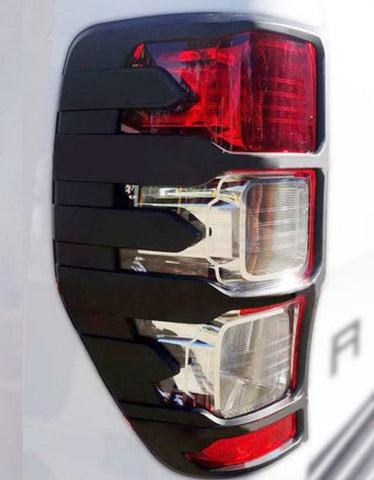 Ford Ranger 2015-2019 Mk2 Tail Light Trim.