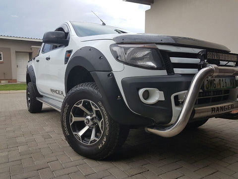 Ford Ranger 2012-2015 Mk1 Head Light Rim.