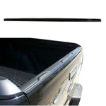 Ford Ranger 2015-2018 Mk2 Tail Gate Trim Cover Matte Black.