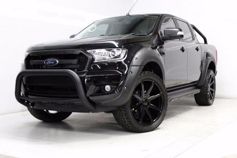 Ford Ranger | Mk2 | Fender Flares Matte Black | Stage 1 Customs