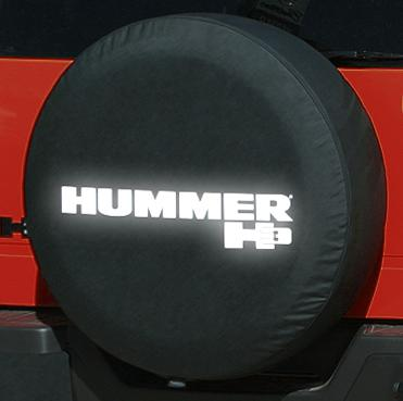 Hummer H3 2006-2010 Tire Cover