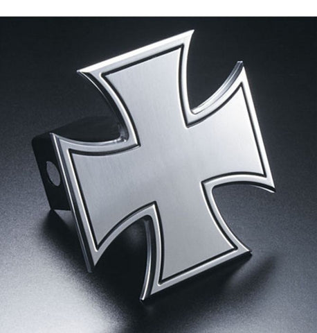 AMI - Hitch Cover Border 'Iron Cross'
