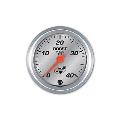 Nordskog Pro Analog Boost Gauge 40 PSI
