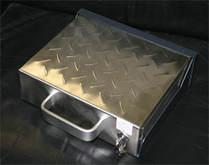 Security Box | Stainless Steel | Aries Automotive | Stage 1 Customs