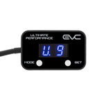 Audi A1 2013 On Ultimate9 EVC Throttle Controller